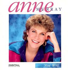 You Will by Anne Murray (CD, 1990, Liberty) BRAND NEW FACTORY SEALED