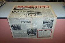 L AUTO JOURNAL N° 66 15 11 1952 Référendum Dyna Panhard/ Nouveau code de la rout