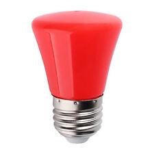 Mini AC 220V 3W E27 LED Light Ball Lamp Globe Golf Bulb in 7 Colors