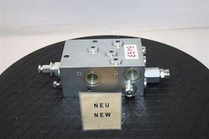 Brevini Fluid Power FPOR60D1/2L35 Axial Valves Valve