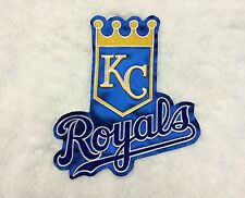"""Kansas City Royals Big Quality Embroidered Patch 8""""x8.8"""""""