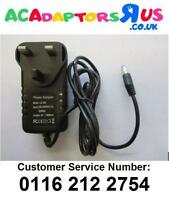 5V 4A 4000mA AC-DC Adaptor Power Supply Charger 5.5mmx2.1mm 5.5x2.1 UK Plug PSU
