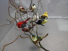 Frühjahr -  Ostern - zeitlos - Dekoration, Ente, Sortiment Nr.3, 9 Stück,