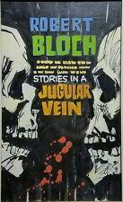 Jack Gaughan Prelim for Robert Bloch's Tales in a Jugular Vein Signed by Bloch