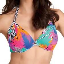 BNWT Freya Swim Flashdance UW Halter Bikini Top 3521 size 32D