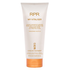 RPR My Vitaliser Leave-In Treatment 200ml Moisturiser Cruelty - Paraben Free