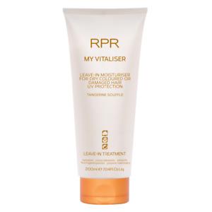 RPR My Vitaliser Leave-In Treatment 200ml Moisturiser Cruelty - Paraben Free