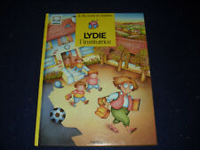 Lydie L'institutrice by Sylvie Rainaud French