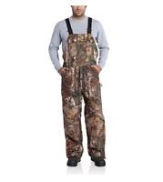 Realtree BiB overalls pant Hunting camping fishing hiking Small - 6XL