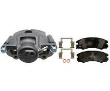 Disc Brake Caliper-R-Line; Loaded Caliper, Includes Bracket Front Left Reman