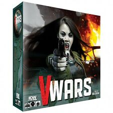 V WARS - Board Game (IDW Games) #NEW