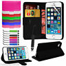 iPhone 6 Case For Apple Leather Flip Wallet iPhone 6S 6 Plus Cover