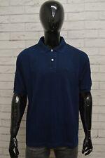 Polo Uomo SERGIO TACCHINI Taglia XL Maglia Maglietta Shirt Manica Corta Cotone