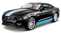 FORD MUSTANG GT 2015 1:24 scale model car KIT diecast die cast assembly toy