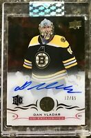 2018-19 Upper Deck Clear Cut UD Exclusives #CCRDV Dan Vladar Auto /65 SP