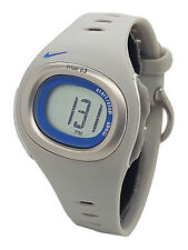 Nike Triax HRM C3 SM0013 Sporty Blue Grey Silicone Heart Rate Monitor Watch