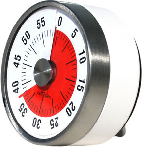 NEU: Timer mit Ständer + Namensdruck Time Zeit Autismus ADHS Küchenuhr BACKEN