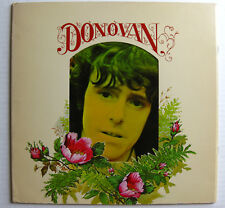 DONOVAN s/t 1969 ORG US Tour CONCERT PROGRAM Folk VG+