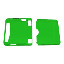 Cover case shell for GameBoy Advance SP console hard - Clear Green | ZedLabz