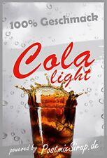 Cola-Light - Postmixsirup - Postmix - Sirup - Getränkesirup - 10l BiB