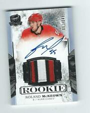 ROLAND McKEOWN ROOKIE AUTO/PATCH 17-18 THE CUP, 067/249