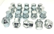 20 x ALLOY WHEEL NUTS FORD TRANSIT CONNECT M12 X 1.5 OE STYLE  BOLTS LUGS STUDS