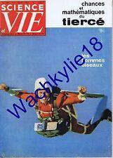 Science et vie n°546 du 03/1963 Tiercé Skybolt Hydrofoil Homme-oiseau Delamare