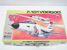 1/48 Monogram Revell F-101 Voodoo Century Series Plastic Scale Model Kit Vintage