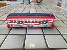 bachmann hawthorne village american freedom passenger car ON3O scale