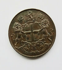 More details for 1825 east india company, madras presidency 4 pies, better grade, traces lustre