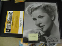 Joan Fontaine Autograph Hand Signed 8x10 Photo Photograph with COA