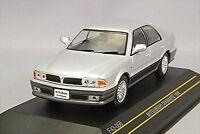 FIRST:43 1/43 Mitsubishi Diamante 1990 Silver / Gray Diecast Model F43-056