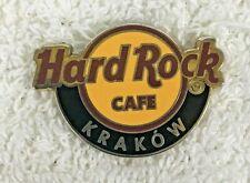 Hard Rock Cafe Krakow Classic Logo