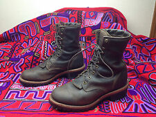 VINTAGE USA CHIPPEWA LACE UP ENGINEER BOSS BOOTS 12 D