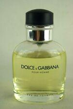 Dolce & Gabbana pour homme eau de toilette 75ml 2.5FL OZ