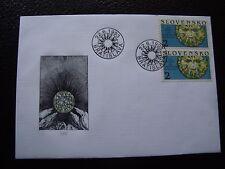 SLOVAQUIE - enveloppe 22/6/1993 (B1)