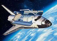 Revell 04544 - 1/144 Space Shuttle Atlantis - Neu