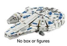 Lego 75212 sólo Halcón Milenario. sin FIGURAS O Caja. a estrenar. Gratis P + P