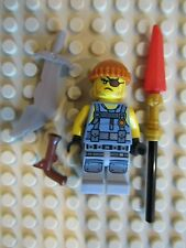 Official Lego Ninjago Fish Army Soldier with Accessories - New!