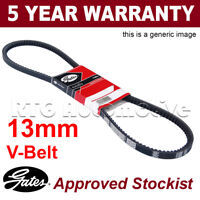 Gates Drive Belt For Audi Fiat Mercedes Renault Toyota Vauxhall Volvo VW 6465MC