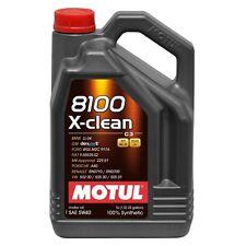 MOTUL Motore olio lubrificante 8100 X-CLEAN C3 5W40 5L