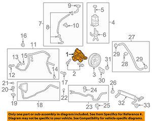 GM OEM-Power Steering Pump 20954812