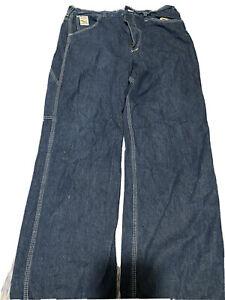 Vintage pointer brand carpenter denim jeans Read Description