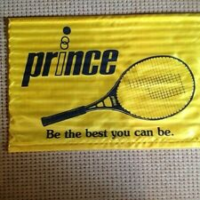 "Rare Vintage Prince ""Be The Best You Can Be"" Banner 19"" x 28"" Gold/Black"