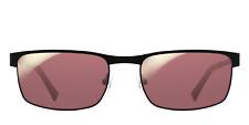 EnChroma Bancroft INDOOR GLASSES - Color Blind Glasses (Black)