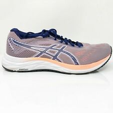 Asics Womens Gel Excite 6 1012A150 Purple Rose Running Shoes Lace Up Size 9.5