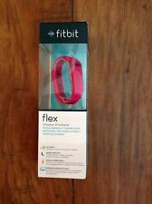 Fitbit Flex Wireless Activity/Sleep Wristband-Pink NEW