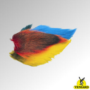 Veniard Whole Bucktails Fly Tying Various Colours (BWL)