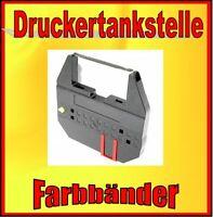 2x Farbband Gr. 177c für Olivetti Praxis 100 200 PT 505 506 606 PTP 500 820