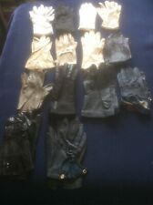 Womans Gloves Lot Of 13